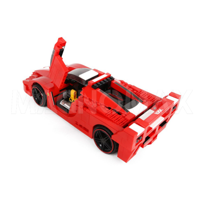 Конструктор Lepin 21009 / Racers super car FERRARI FXX 1:17 (аналог ЛЕГО 8156, 632 дет.)